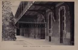 D 79. - NIORT. - Le Lycée De Filles - Cour Intérieure. - (voir Scan). - Niort