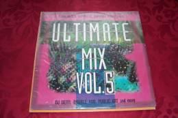 2 UNLIMITED CAPPELLA SHARADA HOUSE GANG  °  ULTIMATE MIX VOL 5 - 45 T - Maxi-Single