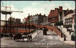 Ramsgate, England The New Road, Trolly, Horse Cart - Ramsgate