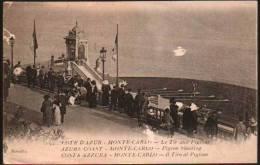 Monte Carlo, Monaco - Le Tir Aux Pigeons - Soldier's Mail - Unclassified