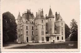 Bagé-Le-Chatel Château De Montepin - Otros Municipios