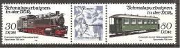DDR 1984 - Michel 2864,67 ** Dreier 1 - Ungebraucht