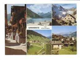 Suisse // CPM // Valais //  Grimentz - VS Valais