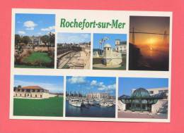 17 - ROCHEFORT SUR MER Multivues - Rochefort