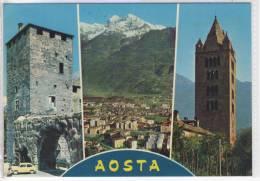 AOSTA - 1982 - Unclassified