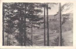 LA  VILLE - Vue Générale à Travers Bois - Francia