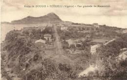 Route De Bougie A Djidjelli - Autres