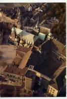 Pologne--CRACOVIE--KRAKOW----Wawel,vue Aérienne ,cpm N° K14 - Pologne