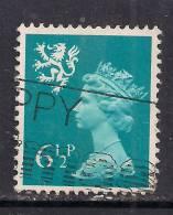 SCOTLAND GB 1976 QE2 6 1/2p Greenish Blue Machin SG S 23...( H590 ) - Regional Issues