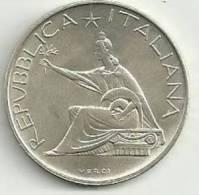 M027/28 £500 CENTENARIO 1961 - 500 Lire