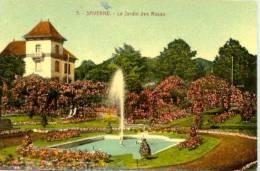 Saverne - Le Jardin Des Roses - Saverne