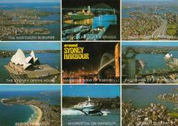 AUSTRALIA - Sydney 80´s - Multiview - Sydney