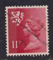 SCOTLAND GB 1976  11p Scarlet Machin Stamp SG S32 ( K195 ) - Regional Issues