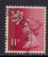 SCOTLAND GB 1976  11p Scarlet Machin Stamp SG S32 ( K196 ) - Regional Issues