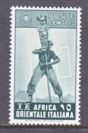 Italy East Africa 5   * - Italian Eastern Africa