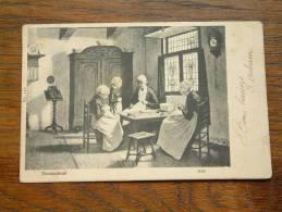 NOONSCHOOL Artz / Anno 1906 ( Zie Foto Voor Details ) !! - Cartes Postales
