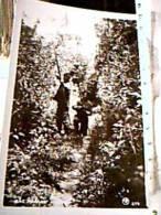 PANAMA EST  INDIOS ARCIERI  CACCIANTORI CON ARCO N1935/1945 EE14129 - Panama