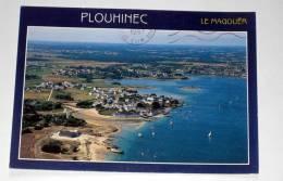 Plouhinec Le Magouër Morbihan 56 - CPSM / CP Belle Vue Aérienne - Vue Panoramique - Saint Gilles Croix De Vie