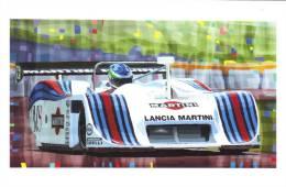 Lancia LC1 Martini  -  1982  -  Artist Yuri Shevchuk  -  CP - Automovilismo