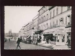 94 Charenton Rue De Paris édit. Herault , Tabac De La MairieP.M.U.  , Pharmacie  , Automobile Ford Vedette ? - Charenton Le Pont
