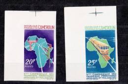Cameroun N °434 Et 435 ** N.D Ferroviaires - Trains - Cameroon (1960-...)