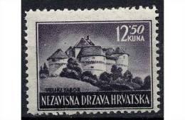 Croatie Y&T 42B ** - Croatie