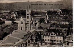 BIENNE  L'église Française  (scans Recto Et Verso) - BE Berne