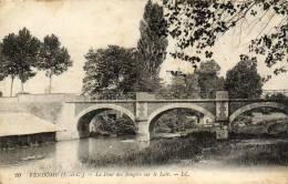 - VENDOME - Le Pont Des Soupirs Sur Le Loir -14181- - Vendome