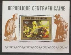 "CENTRAL AFRICA Rembrandt  ""Le Fetsin De Balthazar"" - Rembrandt"