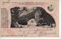 TAVANNES Pierre-Perthuis Sur La Route à Delémont Rocher (scans Recto Et Verso) - BE Berne