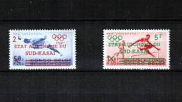South Kasai - 18/19 - Olympics Rome - MNH - South-Kasaï