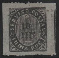 India  Portuguesa - 1880 - Nuevo - India Portuguesa
