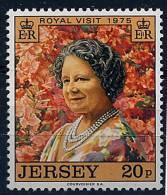 Lot 199 - B 11 - Jersey ** N° 112 - Reine Mère Elizabeth - Jersey