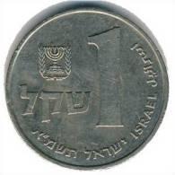 Israel - 1 Sheqel - 1981 - KM 111 - Vz - Israel