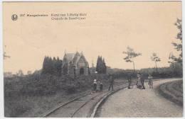 17635g KAPEL Van 't Heilig Hart - Rail - 1926 - Hoogstraten