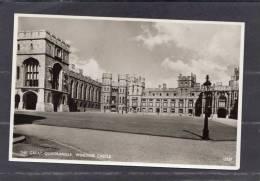 37523    Regno  Unito, Windsor  Castle -  The  Great  Quadrangle,  NV - Windsor Castle