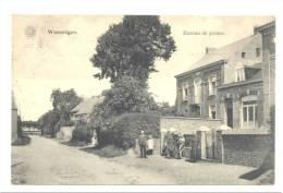WASSEIGES - Bureau De Postes- Poste  (Y259)o3 - Wasseiges