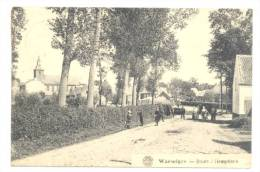 WASSEIGES - Route D'Hemptinne   (Y259)o3 Petit Manque En Bas à Droite, Voir Scan - Wasseiges