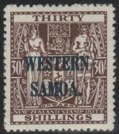 SAMOA 1945/50 - Yvert #143E - MNH ** - Samoa Americano
