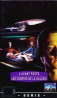 STAR TREK  °°°° The Next Generation  Volume 3 °°° Serie  °°° L'avant Poste / Les Confins De La Galaxie - Sciences-Fictions Et Fantaisie