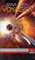 STAR TREK  °°°°  Voyager  °°°° Explorer Nouvelle Frontier °°° 3.1  //   L'assaut Partie 1 Et 2 - Sciences-Fictions Et Fantaisie
