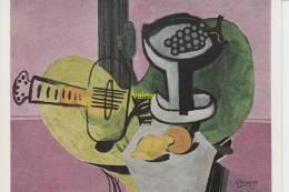 Guitare Et Compotier   Georges Braque  1881 - Pintura & Cuadros