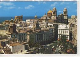 CADIZ - Plaza De San Juan De Dios, Torres De La Catedral - Cádiz