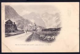 COL DU LAUTARET CIRCULEE EN 1900 !!! - Autres Communes