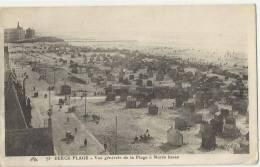 62- Berck Plage - Vue Générale De Plage à Marée Basse - Berck