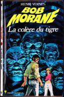 Bob Morane - La Colère Du Tigre  - Henri Vernes - Pocket Marabout N° 128 / 125 - Books, Magazines, Comics