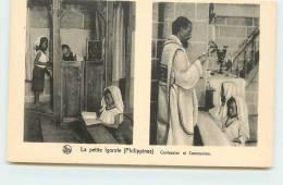 MISSIONS DE SCHEUT  - La Petite Igorotte, Confession Et Communion - Philippines