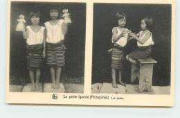 MISSIONS DE SCHEUT  - La Petite Igorotte, Les Jouets, Poupées. - Philippines