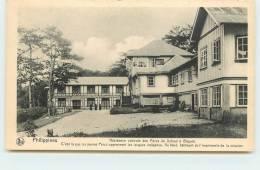 MISSIONS DE SCHEUT  - Résidence Centrale Des Pères De Scheut à Baguio. - Philippines