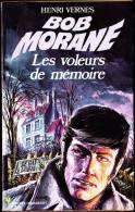 Bob Morane - Les Voleurs De Mémoire  - Henri Vernes - Pocket Marabout N° 121 / 121 - Books, Magazines, Comics